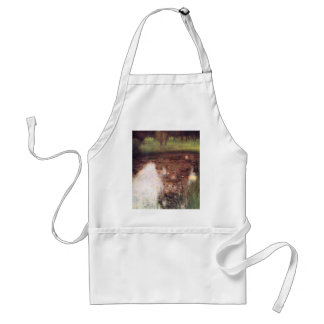 The Swamp cool Adult Apron