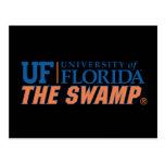 The Swamp - Orange & Blue Post Cards