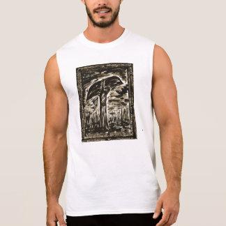 The Swamp Sleeveless Shirt