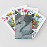 The Swan Also Rises Bicycle Card Decks