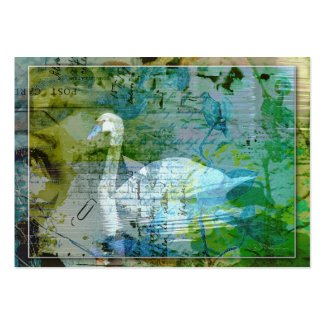 The Swan - Artist Trading Cards profilecard