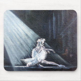The Swan (Ballet) /The Swan (Ballet) Mouse Pad