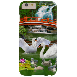 THE SWAN FAMILY BARELY THERE iPhone 6 PLUS CASE