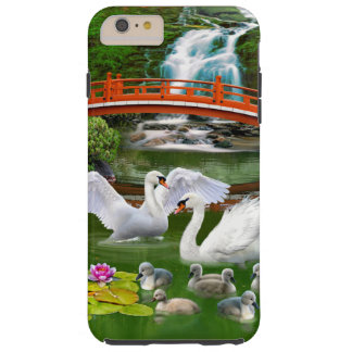 THE SWAN FAMILY TOUGH iPhone 6 PLUS CASE
