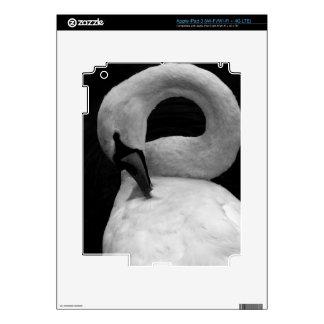 The swan iPad 3 skin