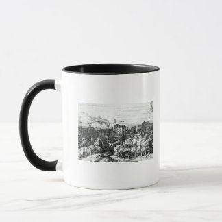 The Swan Theatre on the Bankside Mug