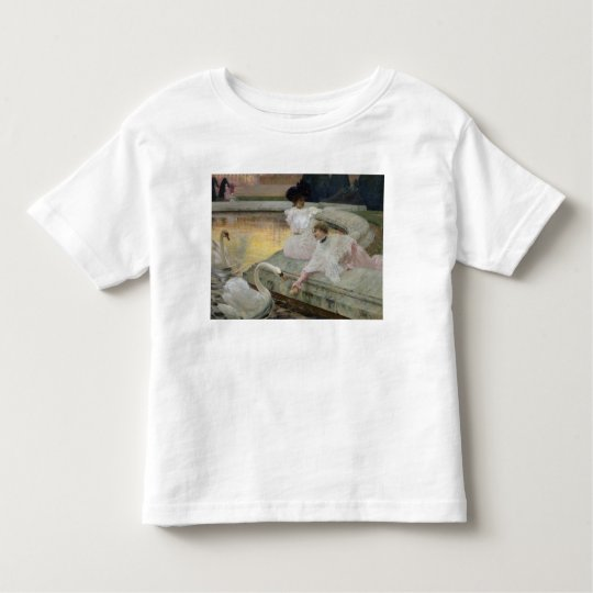 The Swans, 1900 Toddler T-shirt