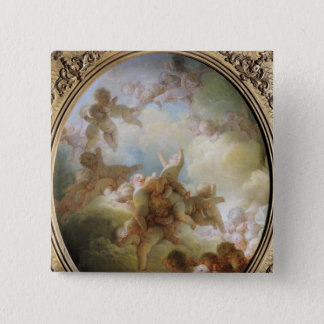 The Swarm of Cupids, c.1767 Button