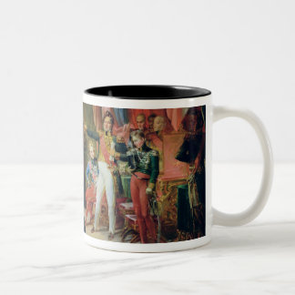 The Swearing-In of Louis-Philippe Two-Tone Coffee Mug