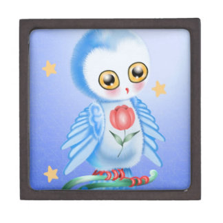 The Sweet Blue  Owl Premium Gift Boxes