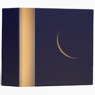 The Sweet Moon Vinyl Binder