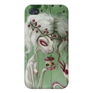 The sweet taste of death iPhone 4/4S covers