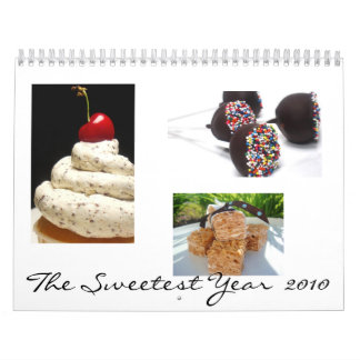 The Sweetest 2010 Calendar