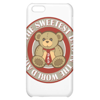 The Sweetest Dad in the World Award iPhone 5C Case