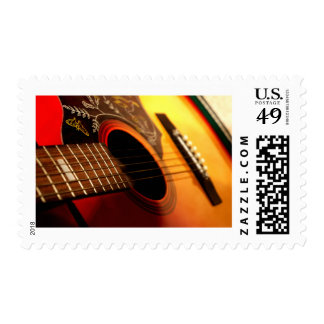 The Sweetest Guitar Postage
