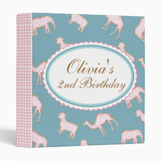 The Sweetest Little Circus Photo Binder