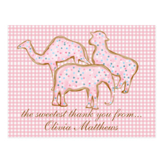 The Sweetest Little Circus Post Cards