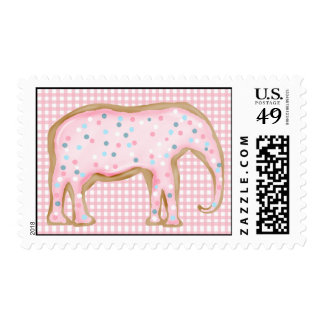 The Sweetest Little Circus Postage Stamps