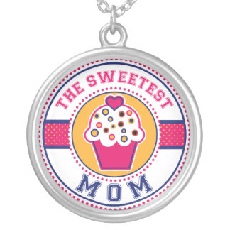 The Sweetest Mom Necklace