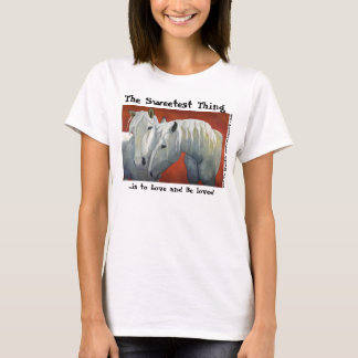 The Sweetest Thing Fine Art t-shirt