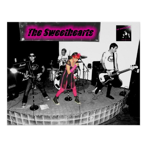 THE SWEETHEARTS POSTER