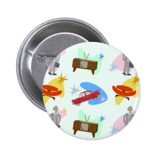 The Swell Life 2 Inch Round Button