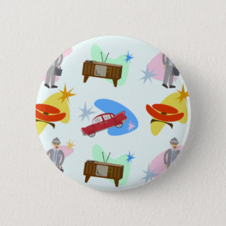 The Swell Life Pinback Button