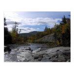The Swift River postcard