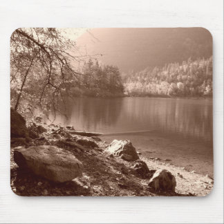 The Swimming Hole Mouse Pad
