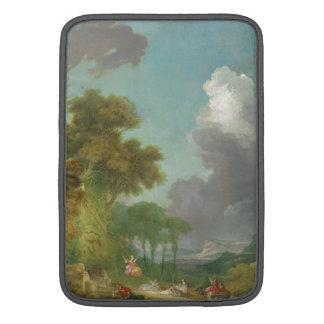 The Swing by Jean-Honore Fragonard MacBook Sleeves