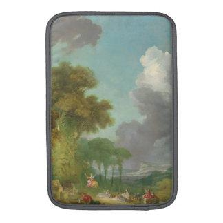 The Swing by Jean-Honore Fragonard MacBook Air Sleeve