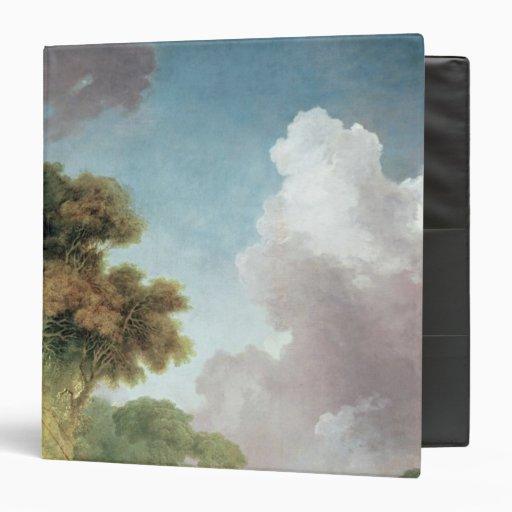 The Swing, c.1765 Vinyl Binder