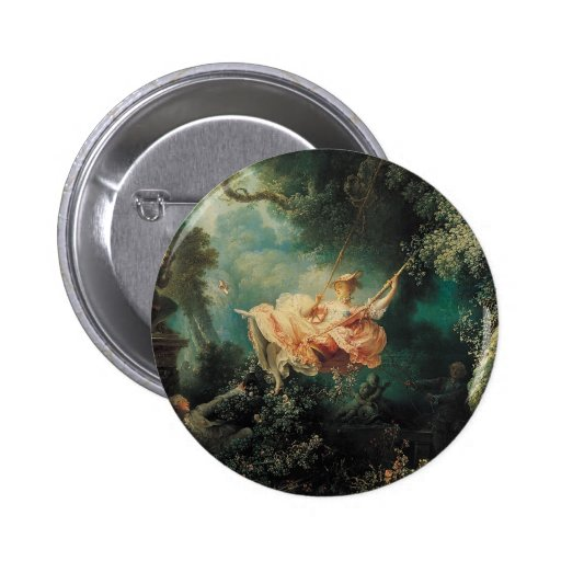 The Swing Pinback Button