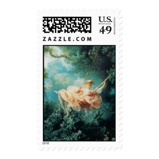 THE SWING , Pink Green Postage