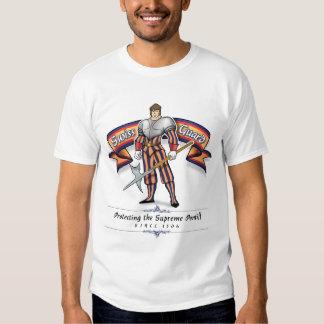 The Swiss Guard T-Shirt