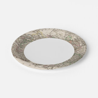 the Switzerland 7 Inch Paper Plate
