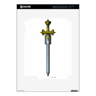 The Sword Decal For iPad 3