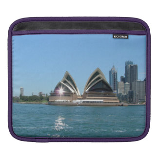 The Sydney Opera House (both near and far) Sleeves For iPads