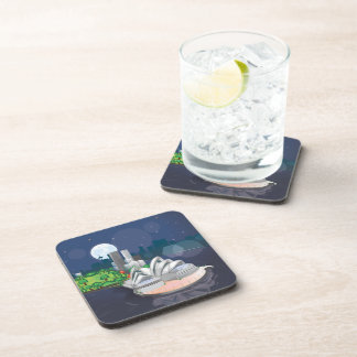 The Sydney Opera House Coaster
