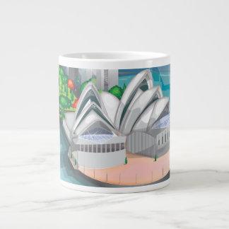 The Sydney Opera House Large Coffee Mug