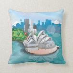 The Sydney Opera House Pillows