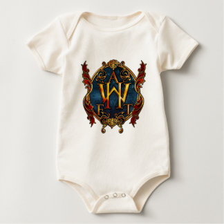 The Symbol of A Hero For The World Baby Bodysuit