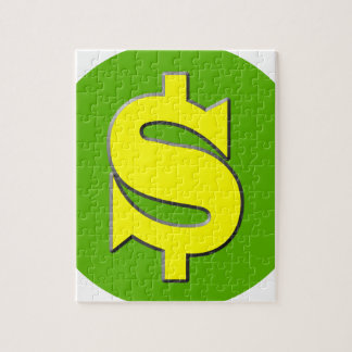 The Symbol of Wealth Jigsaw Puzzle