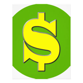 The Symbol of Wealth Letterhead