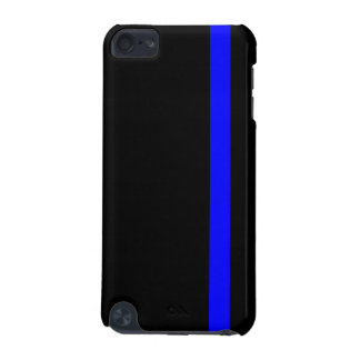 The Symbolic Thin Blue Line Vertical Black iPod Touch 5G Case