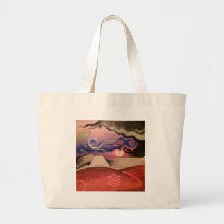 The Symmetery Large Tote Bag