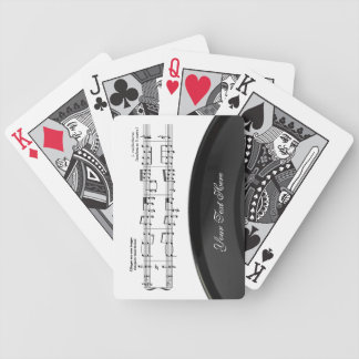 The Symphony No. 9 Bicycle Playing Cards