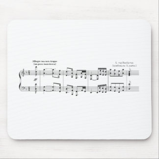 The Symphony No. 9 Mousemat Mouse Pad