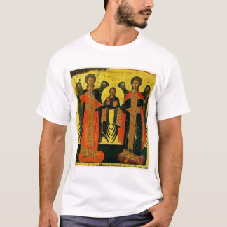 The Synaxis of the Archangels T-Shirt