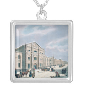 The Synodal Printing house Silver Plated Necklace
